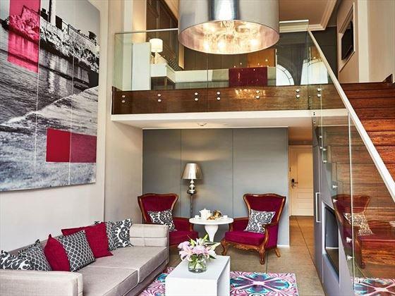 Mezzanine Suite