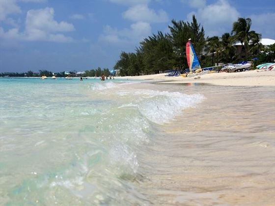 Grand Cayman's Seven Mile Beach