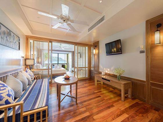Grand Suite at Katathani Phuket Beach Resort