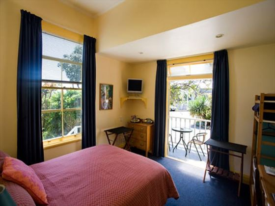 Great Ponsonby Bed & Breakfast Villa Room