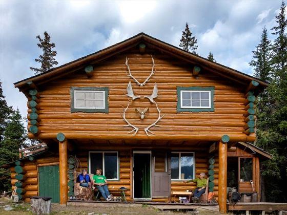 Halfway Lodge Exterior
