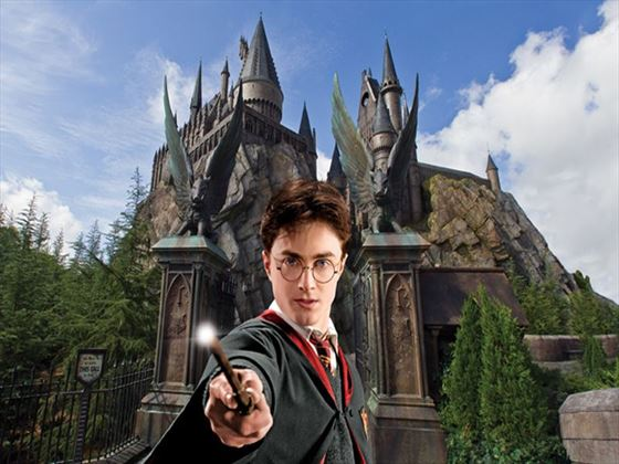 The Wizarding World of Harry Potter™ at Universal's Islands of Adventure®