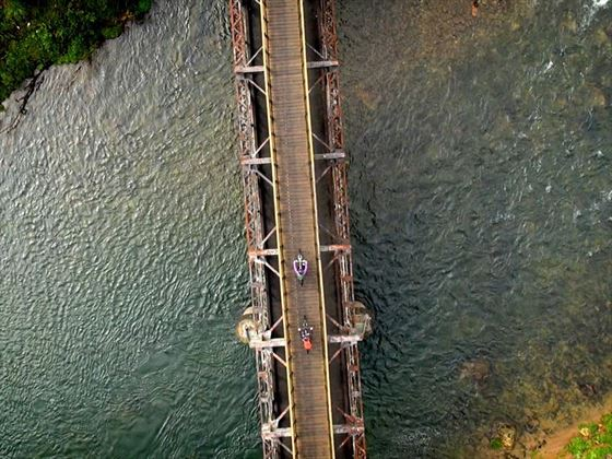 Hauraki Rail Trail, Waikato