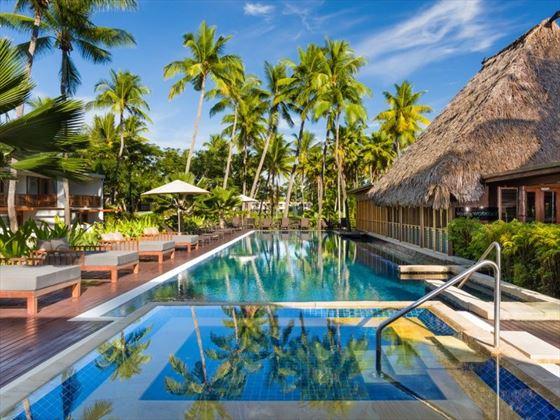 Heavenly Spa Lap Pool