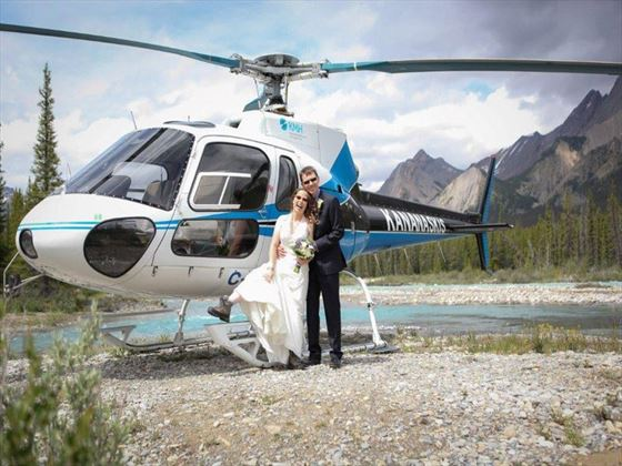Your wedding at the top of the World