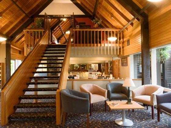 Heritage Dunedin Leisure Lodge lobby