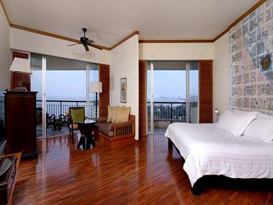 Hilton Hua Hin Resort & Spa King Gulf Room