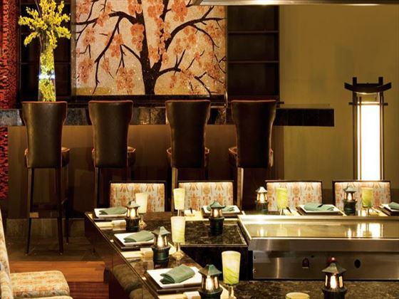 Himitsu restaurant at Secrets Maroma Beach Riviera Cancun
