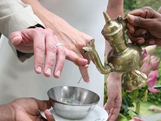 Traditional Sri Lanka wedding customs