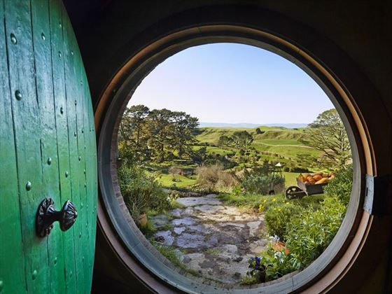 Hobbiton, Matamata Waikato