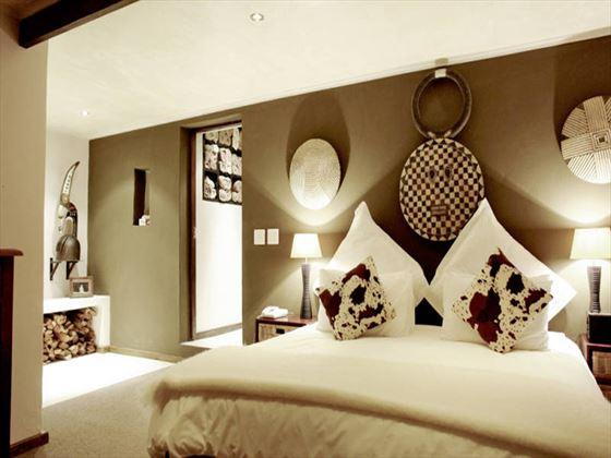 Hog Hollow bedroom