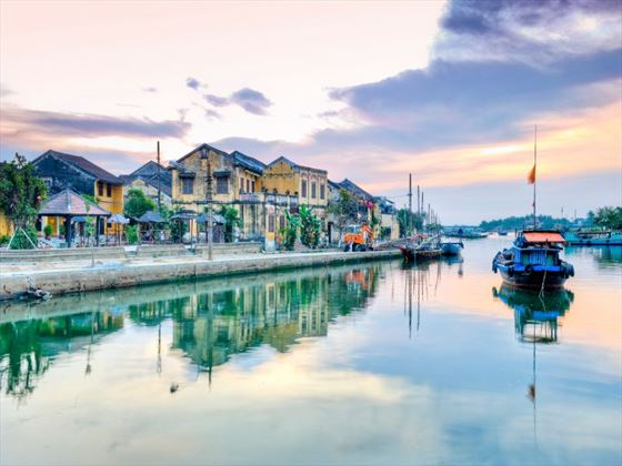 Hoi An waterfront