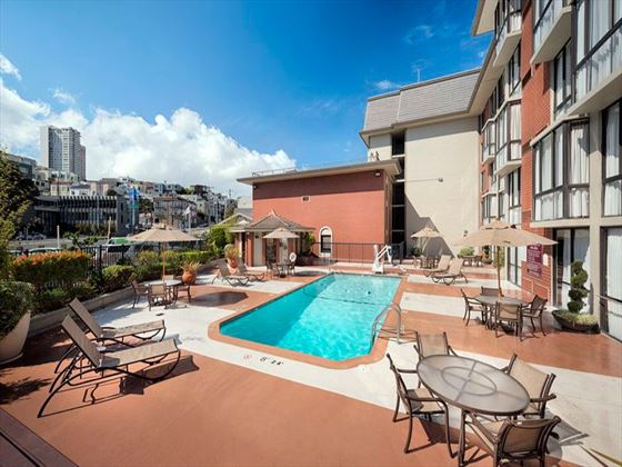 holiday inn fisherman s wharf san francisco hotel. Black Bedroom Furniture Sets. Home Design Ideas