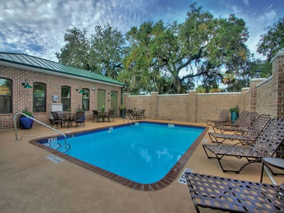 Swimming Pool at Best Western Plus Savannah