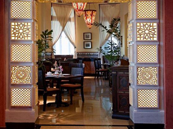 Saratoga restaurant