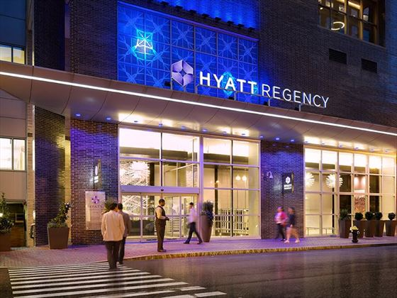 Hyatt Regency Boston exterior