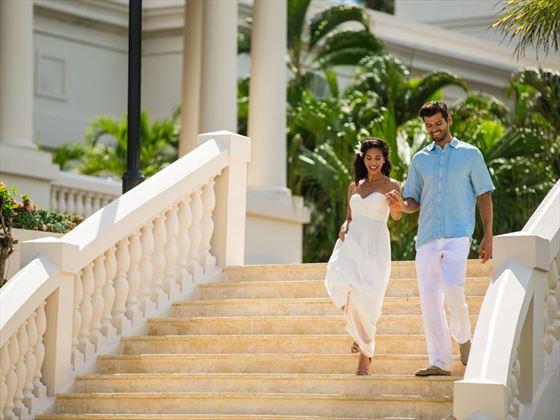 Romantic moments at Hyatt Zilara Rose Hall