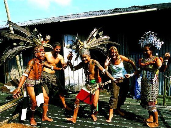 Iban Warriors Sarawak