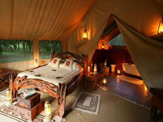 Il Moran safari tent