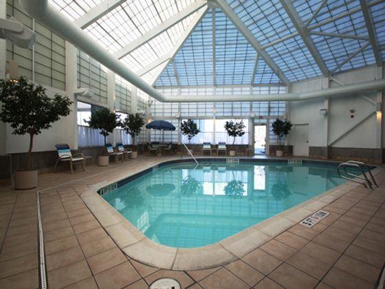 Fireside Inn Indoor Pool