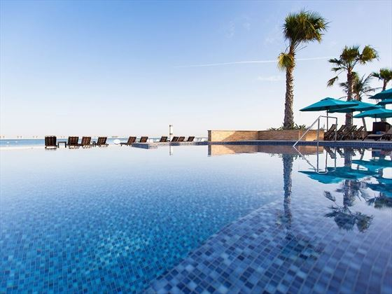 JA Jebel Ali Beach Hotel beach pool