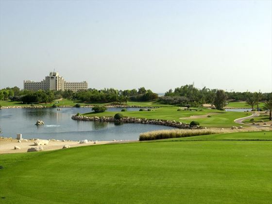 JA Jebel Ali Beach Hotel golf course
