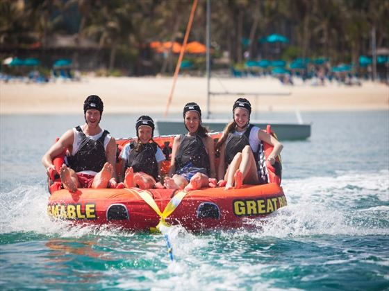Watersports at JA Jebel Ali Beach Hotel