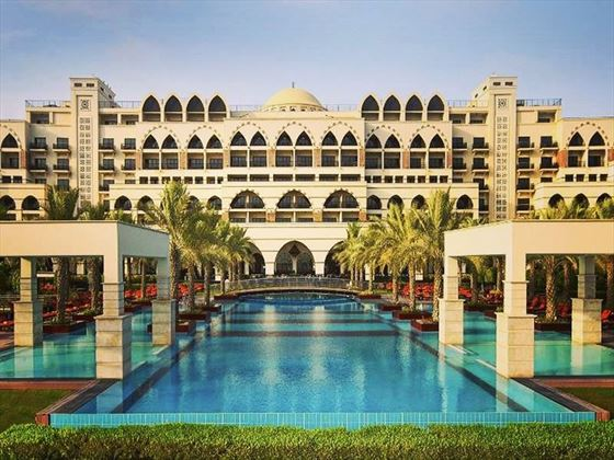 Jumeirah Zabeel Saray Dubai Luxury Holidays Tropical Sky