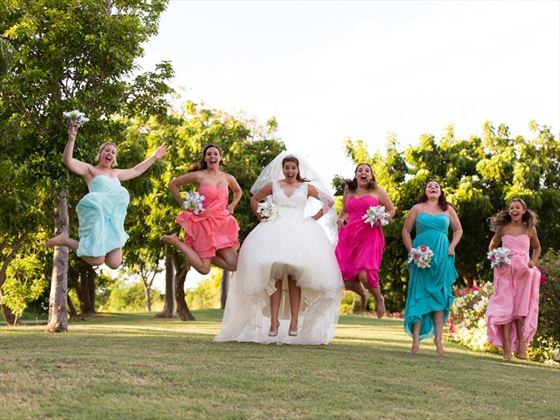 Weddings at the Calabash Luxury Boutique Hotel & Spa