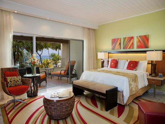 Junior Suite Ocean View at Tamarind by Elegant Hotels