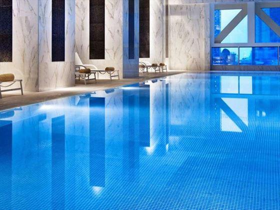 Kempinski Residence & Suite Doha pool
