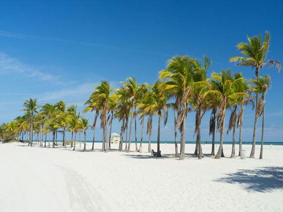 Beach weddings at Key Biscayne