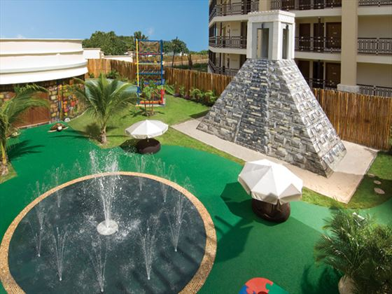 Kids club at Dreams Riviera Cancun Resort & Spa