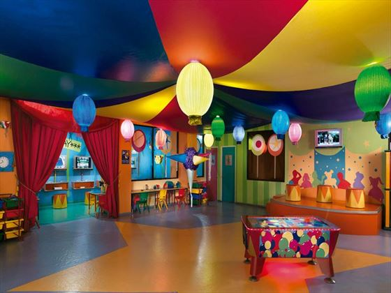 Kids Club at Moon Palace Resort