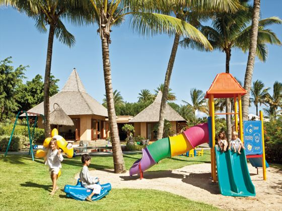 Kids club at Shanti Maurice A Nira Resort