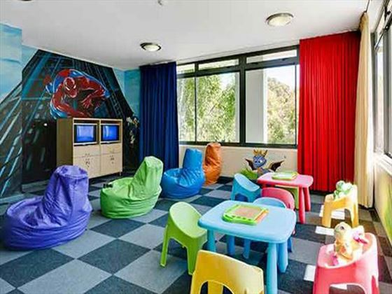 Kids room at Protea Hotel Breakwater Lodge Waterfront