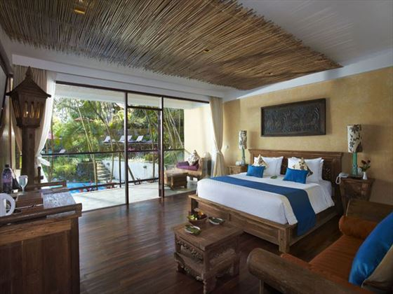 Kupu Kupu Barong Villas & Tree Spa Barong Room