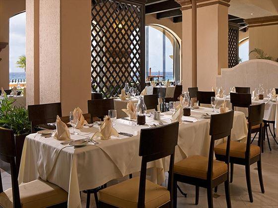 La Huerta restaurant at Aventura Spa Palace