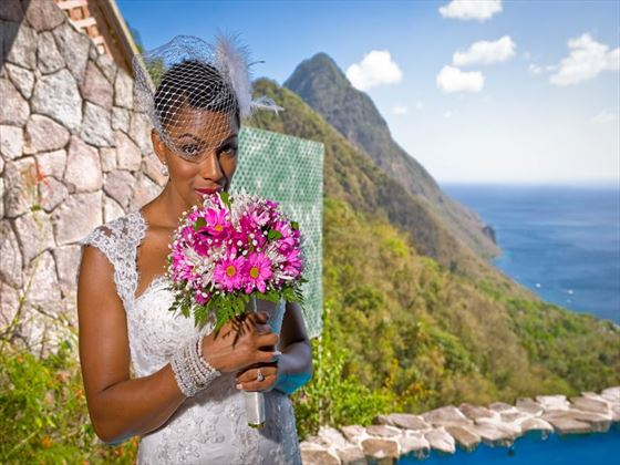 Ladera Resort Bride