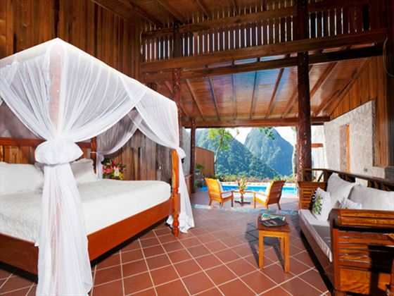 Ladera Resort One-bedroom Suite with plunge pool