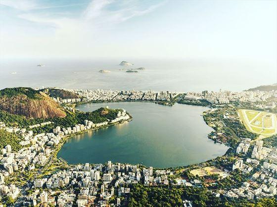 Logoa Rodrigo de Freitas, Rio de Janeiro