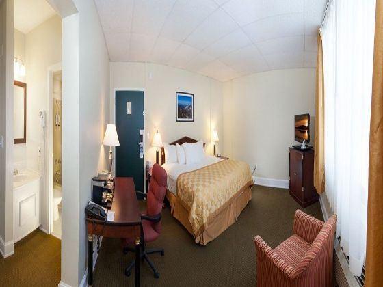 Lake Placid Summit Hotel Room, Lake Placid, New York State