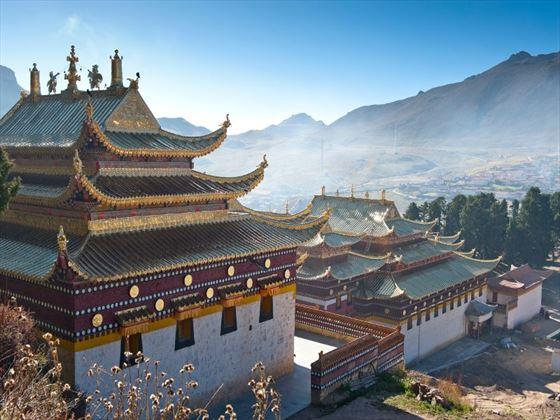 Lama Temple, Tibet