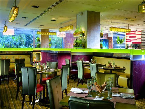 Lemon Garden restaurant at Shangri-La Kuala Lumpur