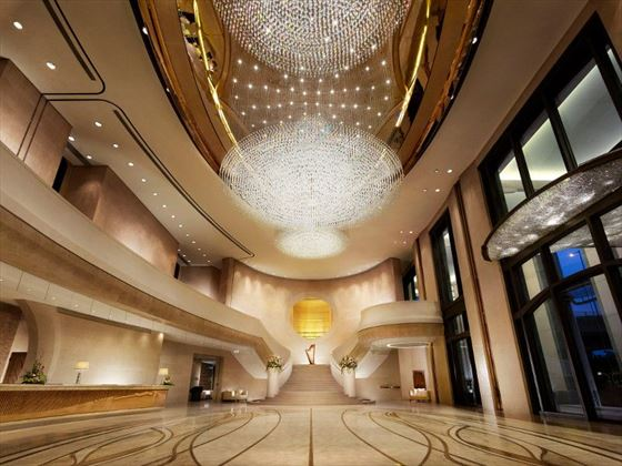 Lobby at Harbour Grand Hong Kong