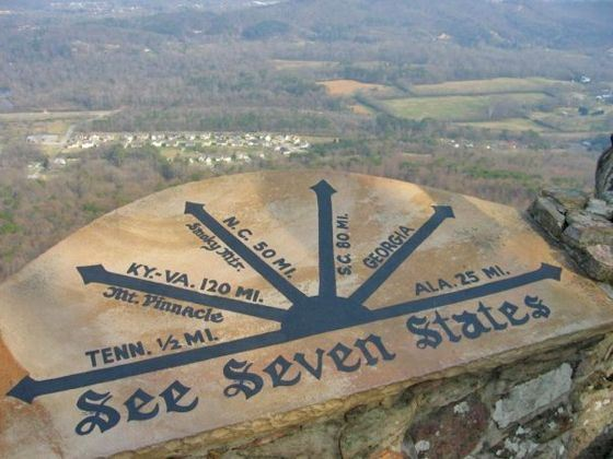 Lookout Mountain, Chattanoogan, Tennessee