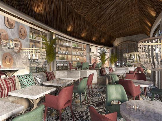 LUX* Grand Gaube - INTI Restaurant (artist impression)