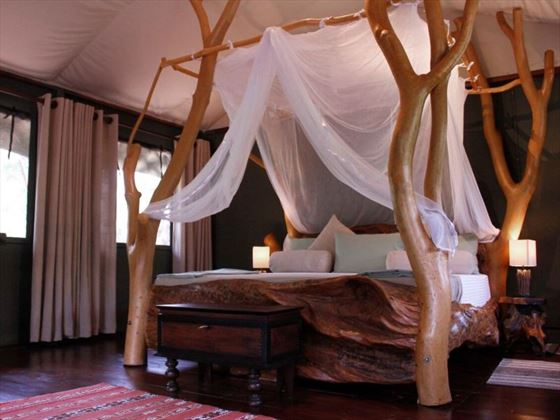 Luxury Lodge Tent