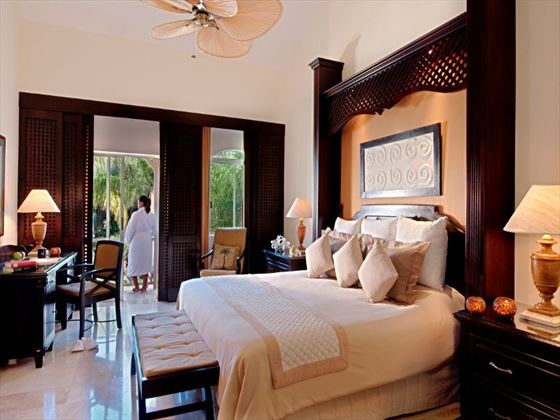 Luxury room at Royal Hideaway Playacar