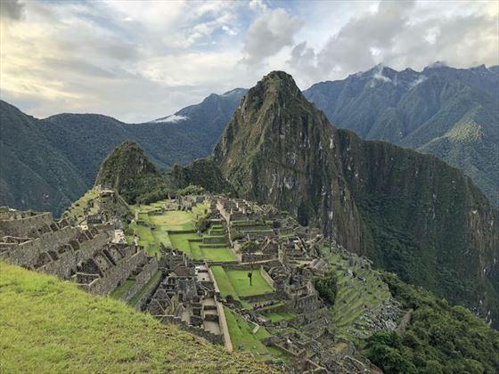Views of Machu Picchu